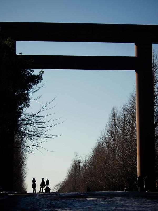 ootorii@yasukuni-temple
