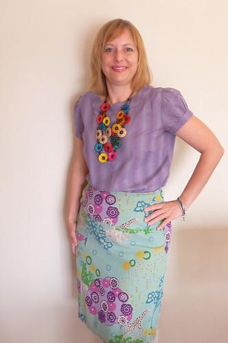 Simplicity 2211 & Emaline Skirt