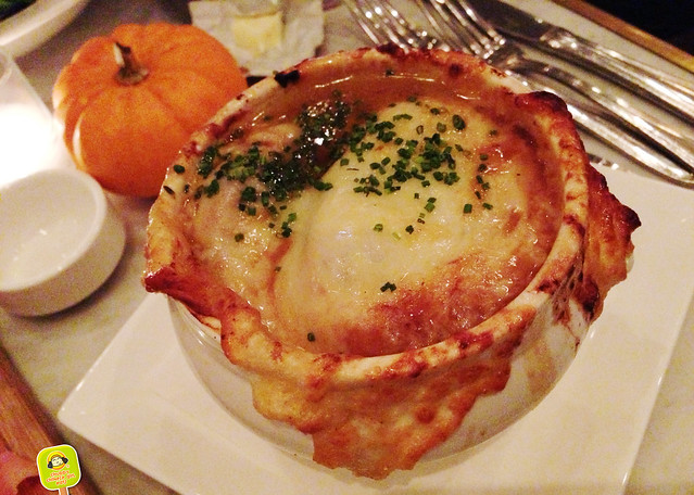 maison kayser french onion soup