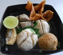 Bakso Pendowo Malang @ Denpasar - Bali [http://esdelima.blogspot.com]