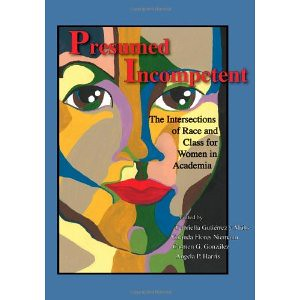 Presumed Incompetent Book Cover