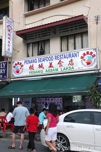 Penang Seafood Restaurant, Aljunied