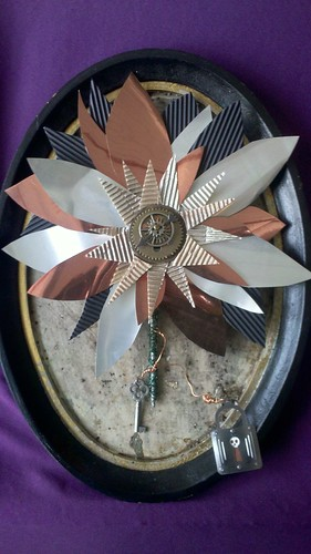 defeo clockflower by bridgetDginley