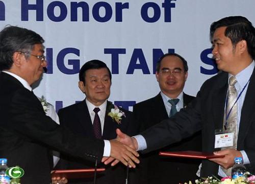 Hình ảnh hoạt động của Chủ tịch nước Trương Tấn Sang từ ngày ( 04/12/2012 - 03/01/2013)