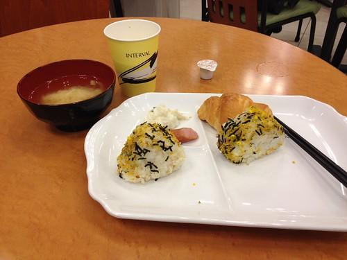 東横イン 東京駅新大橋前の朝食 by haruhiko_iyota