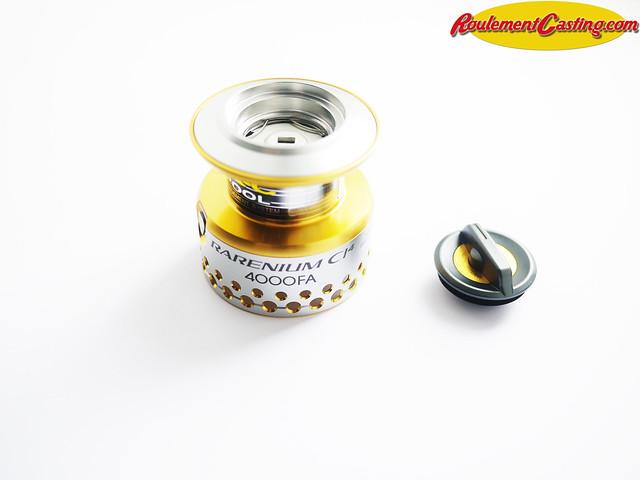 Shimano Rarerium 2500 Ci4 Carbontex #1