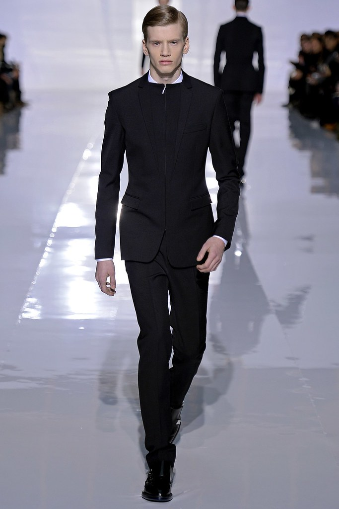 FW13 Paris Dior Homme006_Justin Sterling(GQ.com)