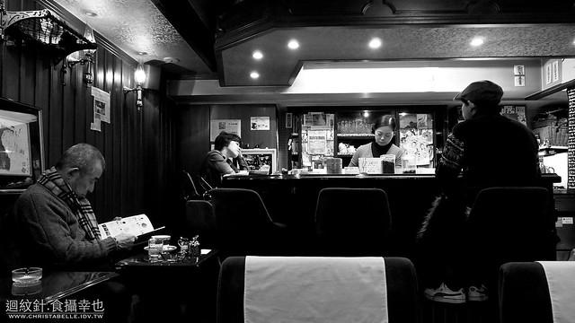 京都御多福咖啡