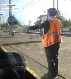 Metro staff at Ormond