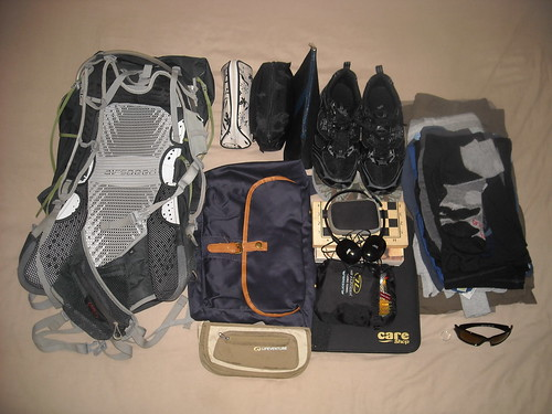 South East Asia packing
