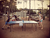 Place making program - pop up ping pong