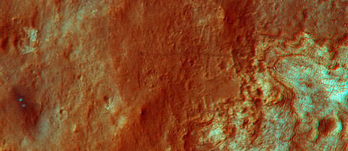 ESP_030168_1755 - ESP_030313_1755 Curiosity's track 1:1 detail anaglyph