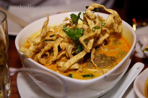 Khao Soi at Sukho Thai (Toronto)