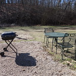 Fri, 02/01/2013 - 11:04 - Picnic Area by wooded creek