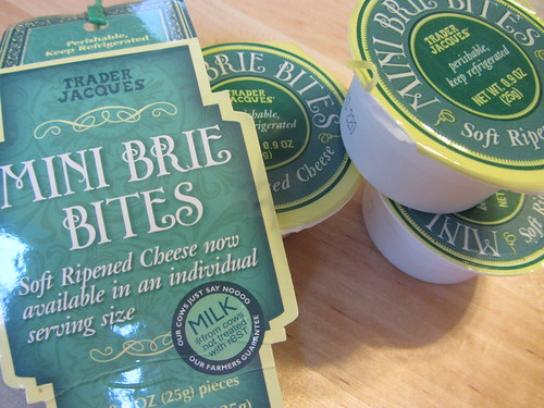 soft and tender brie bites