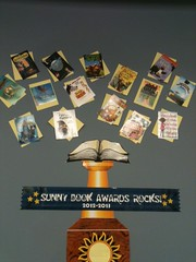FL book award display NSU