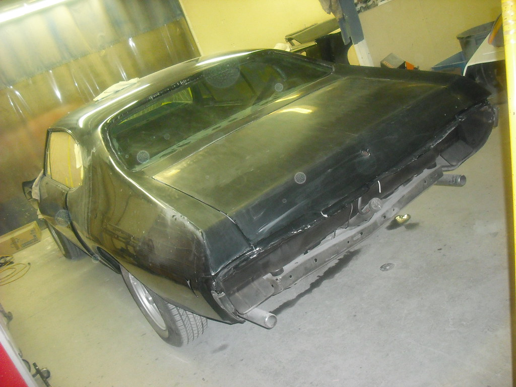 Update on my latest project - 68 GTO 8458886715_3ce0d35280_b