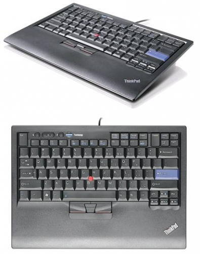 ThinkPad USB Keyboard with TrackPoint