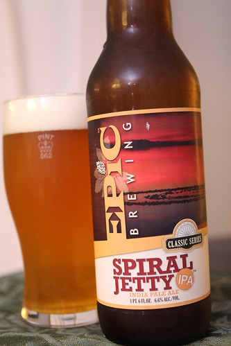 Epic Brewing Spiral Jetty IPA