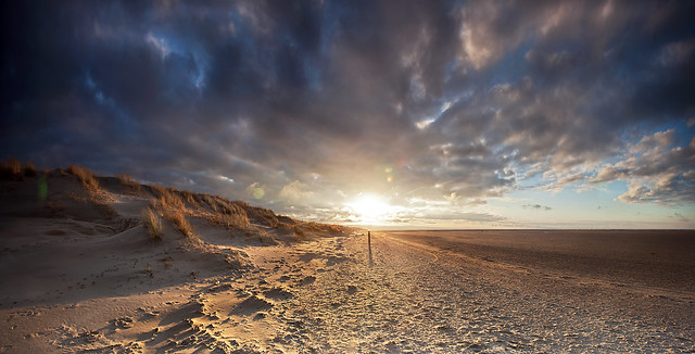 Island of Texel, The Netherlands