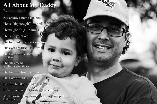 All About my daddy 2
