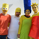 Disfraces de los Simpsons