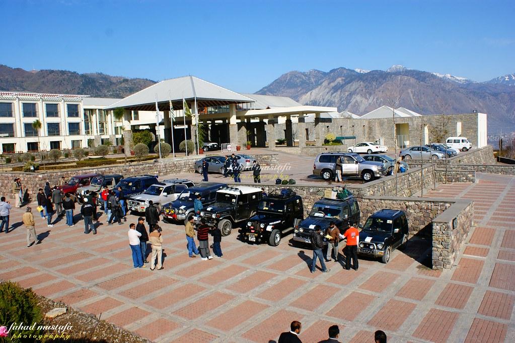 Muzaffarabad Jeep Club Neelum Snow Cross - 8468306029 7ea8b68448 b