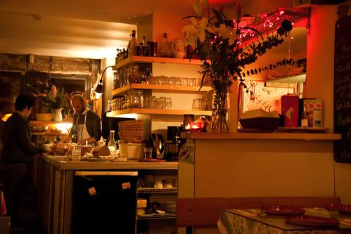 Açık Mutfak Istanbul Restaurant