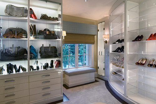 Luxury Home The 100 000 Closet Your