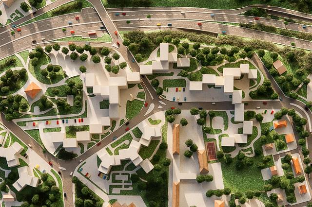 Maquette de lyon maison de l 39 architecture lyon 1er for Z architecture lyon
