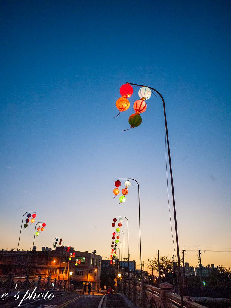 岡山回憶 樂群村 岡山燈會