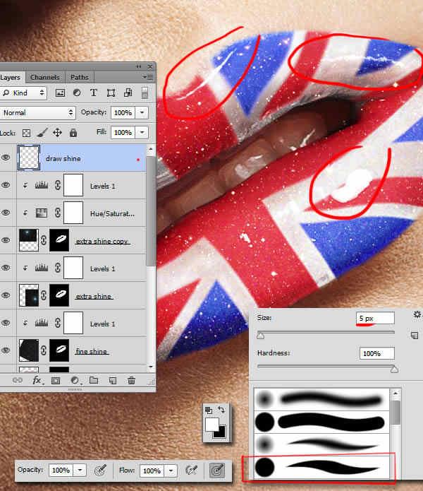 retoque photoshop