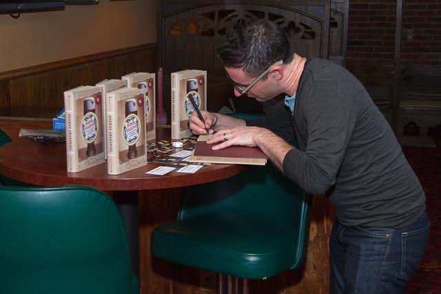 Josh Signing