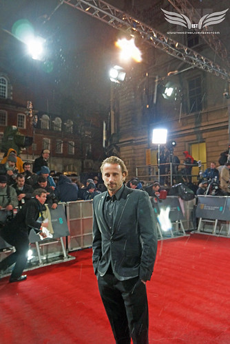 The Establishing Shot: EE BAFTAs RED CARPET MATTHIAS SCHOENAERTS RUST AND BONE BULLHEAD by Craig Grobler