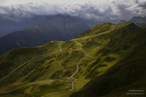 Raurisertal, Alpen by Zdenek Papes