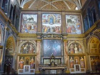תמונה של San Maurizio al Monastero Maggiore. milan milano