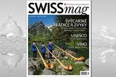 Rekordní SWISSmag č. 08 - jaro-léto 2013