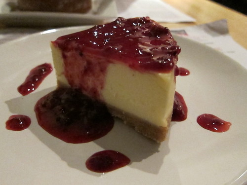 Boqueria - Raspberry Cheesecake