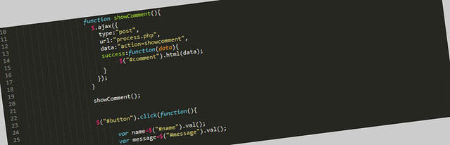 Insert and Load Record using jQuery and Ajax - Agung Setiawan