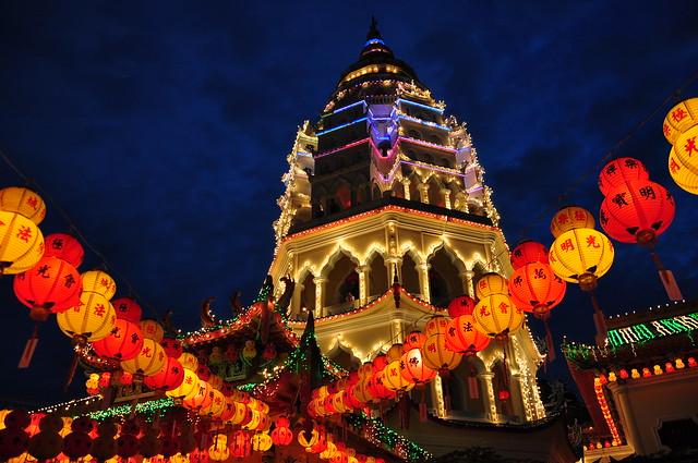 極樂寺 Kek Lok Si Temple