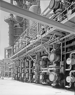 Brown Inst. Div. at Humble Oil Refining Co., Baytown, Texas