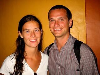IMG_2052: Paula and Martin