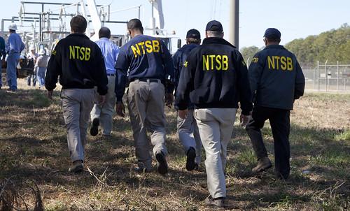 NTSB on-scene, Thomson, GA