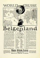 Belgenland World Cruise 1926/27