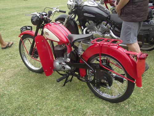 1963 BSA D1 125cc Motorcycle