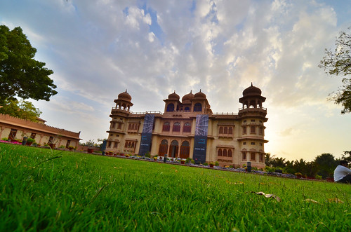 pakistan sky clouds evening wideangle palace tokina karachi ultrawide hdr mohatta ultrawideangle mohattapalace 1116