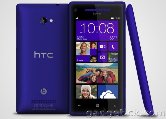 Смартфон HTC на Windows Phone 8