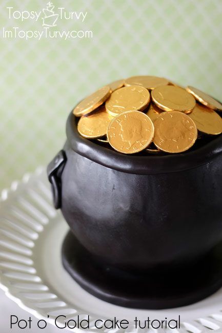 pot-o-gold-cake-tutorial