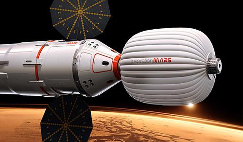 Inspiration Mars Foundation - Mission to Mars