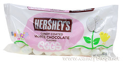 Hershey's Candy Coated White Chocolate Flavored Eggs